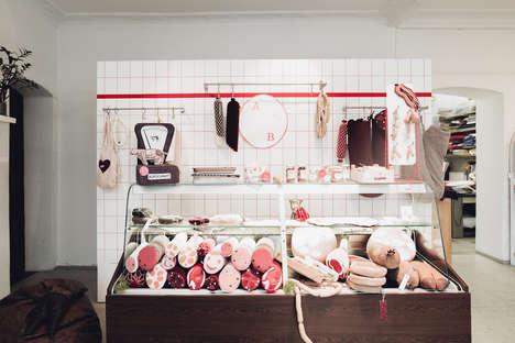 Textile Butcher Concept Shops