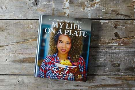 Celebrity-Authored Cookbooks