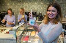 Dairy-Free Dessert Bars - Yorica is a Dessert Place that Features only Free-From Frozen Treats