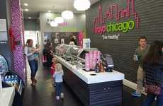Vegan Frozen Yogurt Shops - This Shop Offers Dairy-Free Frozen Yogurt Made from Coconut Milk