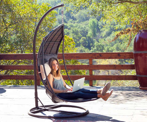 Outdoor Relaxation Furniture