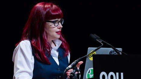 Kelly Sue DeConnick Keynote Speaker