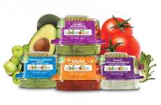 To-Go Dip Kits - Good Foods' Chips and Dip Comes in a Convenient Size for One