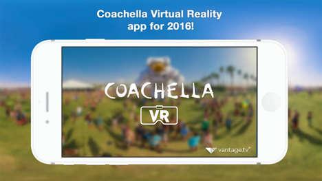 VR Festival Experiences