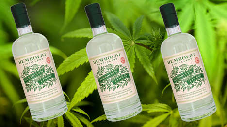 Cannabis-Infused Vodka