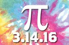 Math-Centric Pizza Promotions - This Chain is Celebrating National Pi Day 2016 with Discount Pizza