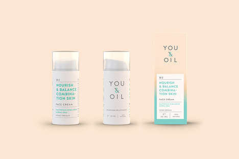 All-Natural Facial Oils