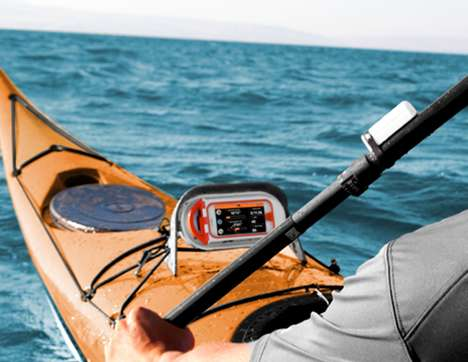 Technique-Improving Kayak Paddles