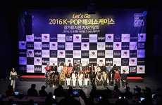 Promotional Korean Concerts - The 'K-Pop Night Out' Event Bring Korean Music to SXSW