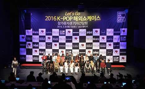 Promotional Korean Concerts