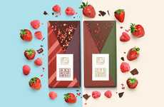 Handmade Chocolate Bar Packaging