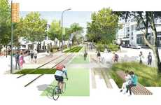 Rejuvenated Urban Greenways - Vancouver's Arbutus Greenway Project Will Feature Bike Lanes and Paths