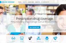 Web-Based Health Insurance Plans - The Ontario Blue Cross Offers an All-Encompassing Online Service