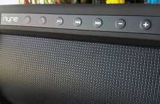 Portable Bluetooth Speakers - These Oversized Speakers Are Ideal For Large Outdoor Gatherings