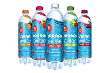 Sparkling Caffeinated Water