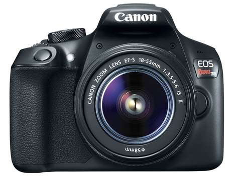 Beginner-Friendly Cameras - The New Canon Camera Is Targeted Towards Novice Photographers