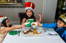 Kid-Friendly Tea Parties - The Omni King Edward Hotel is Extending Its Afternoon Tea Service to Kids