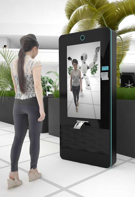 AR Photography Kiosks