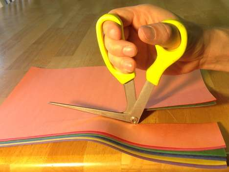 Multi-Hand Ergonomic Scissors