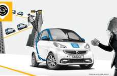 Car Owner Rental Services - This Car Company Rewards Owners with a 'car2go' Membership