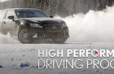 Car Owner Training Programs - The High Performance Driving Program Teaches Lexus Owners New Skills