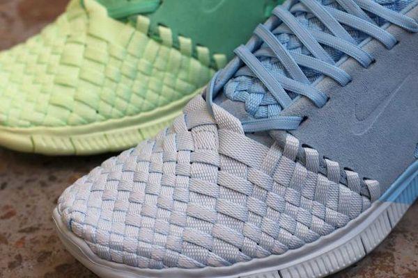 25 Examples of Pastel Footwear