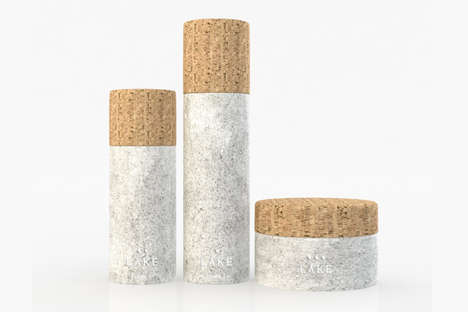 Cement Cosmetic Packaging
