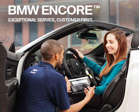 Complimentary Car Info Sessions - The BMW 'Encore' Vehicle Ownership Program Enhances Experiences