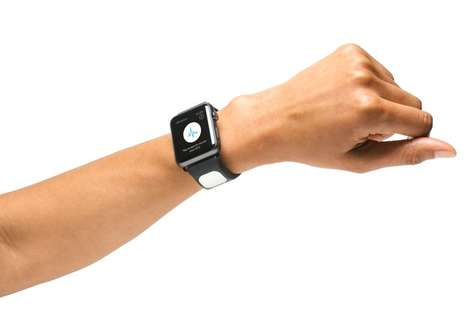 Stroke-Detecting Smartwatch Straps