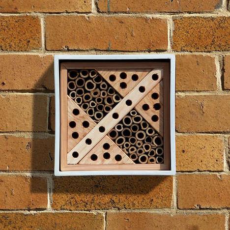 Urban Bee Abodes