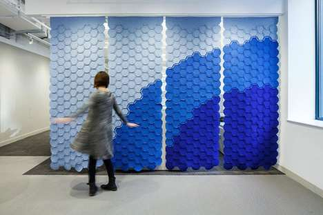 Soft Customizable Room Dividers