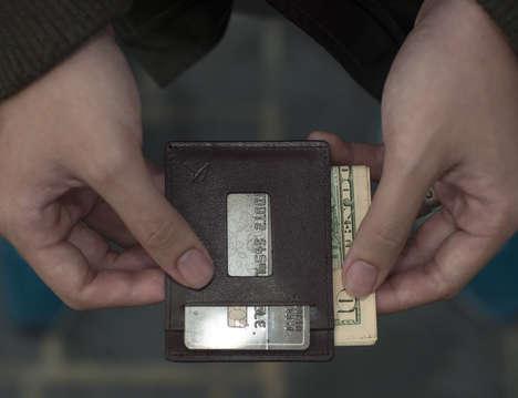Sleek Protective Wallets