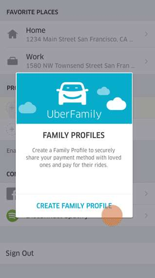 Multiperson Rideshare Payment Plans