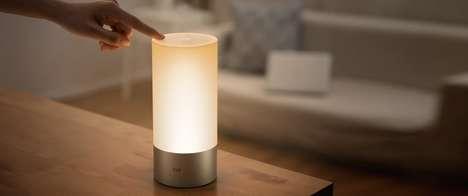 Customizable Bedside Lamps