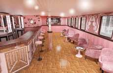Seafaring Beauty Pop-Ups - Beauty Brand Benefit is Hosting a 1960s-Inspired Pop-Up on a Ship