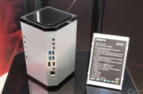 Powerful Aluminum PCs