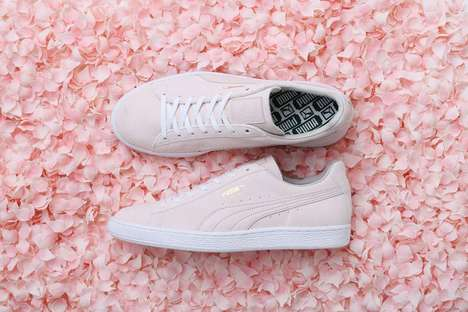Pink Blossom Sneakers