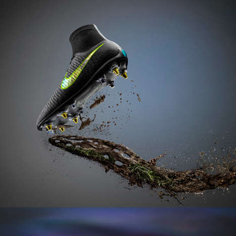 Mud-Resistant Cleats