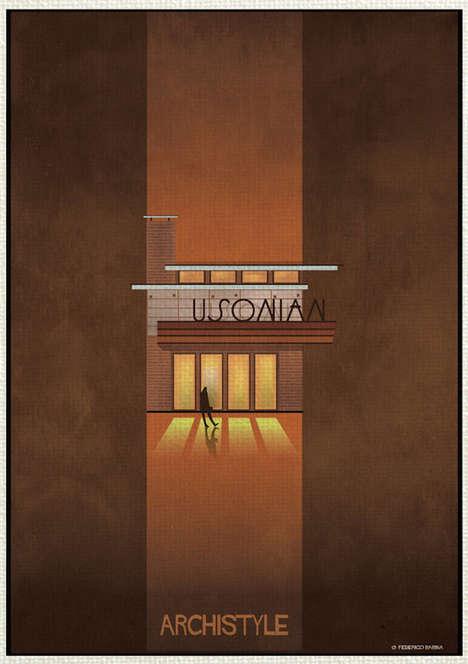 Illustrative Architectural Movements