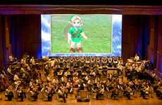 Video Game-Inspired Symphonies