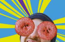 Slushie-Flavored Donuts - The Wild Cherry Slurpee Donut is Inspired by 7-Eleven's Famous Drink
