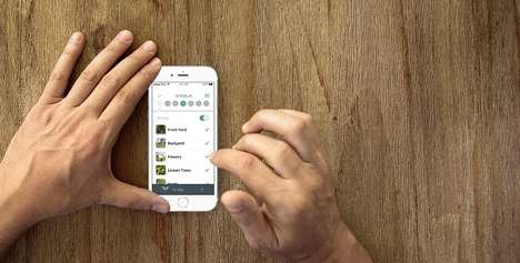 Smart Watering Systems