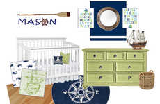 Custom Nursery Moodboards
