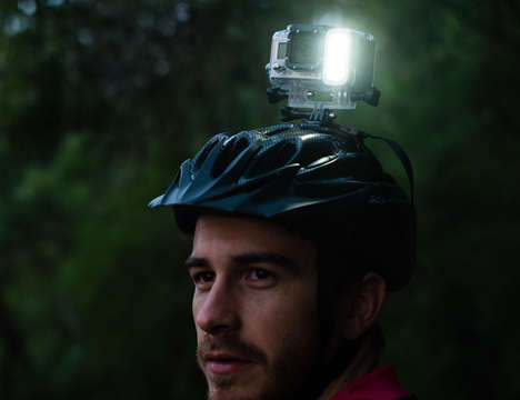 Action Camera Flashes
