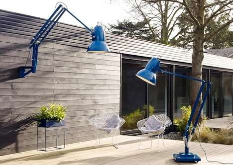 Oversized Iconic Outdoor Lights