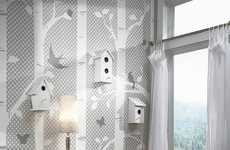 Stylish Nursery Wall Coverings