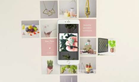 Mobile Design Portfolio Platforms