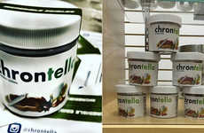 Cannabis-Infused Sandwich Spreads - This Marijuana-Based Treat is Designed to Taste Like Nutella