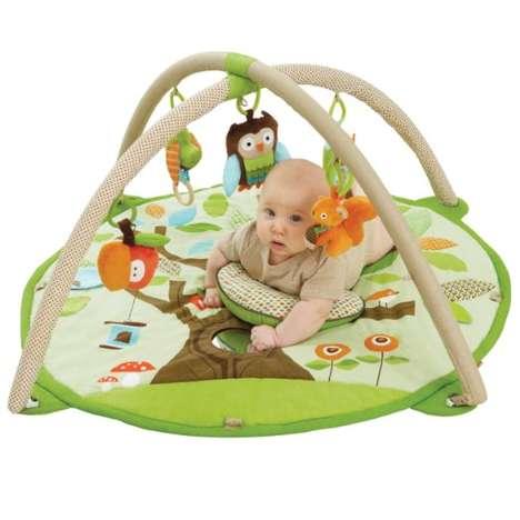 Stimulating Infant Gyms