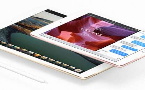 Business-Friendly Tablets